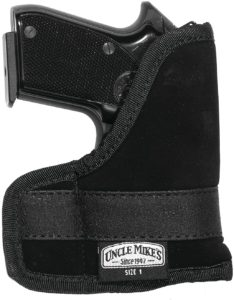 Uncle Mike's Off-Duty and Concealment Nylon OT Inside-The-Pocket Holster